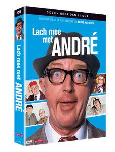 André van Duin - Lach Mee Met André 5DVD